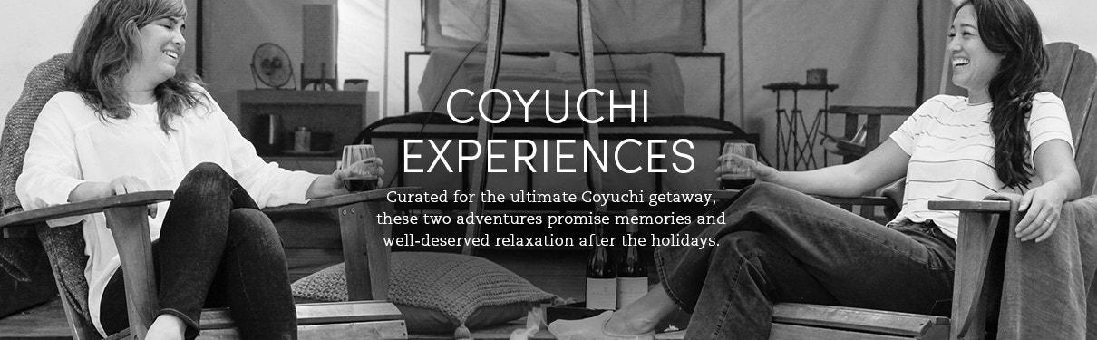 Coyuchi Experiences