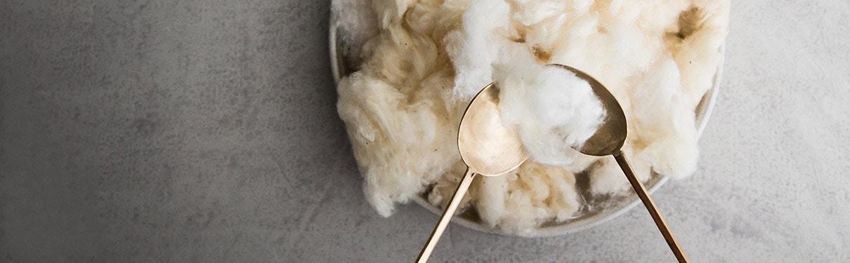 Undyed Organic Cotton