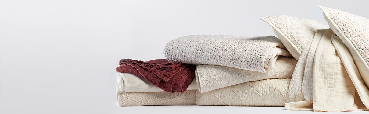 20% Off Blankets, Quilts + Throws