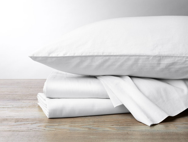 500 Thread Count Organic Sateen Pillowcases