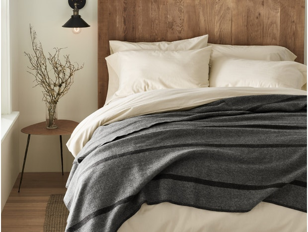 Cloud Brushed™ Organic Flannel Duvet Cover