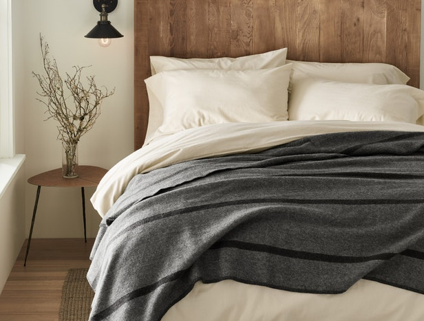 Cloud Brushed™ Organic Flannel Duvet Cover Subscription