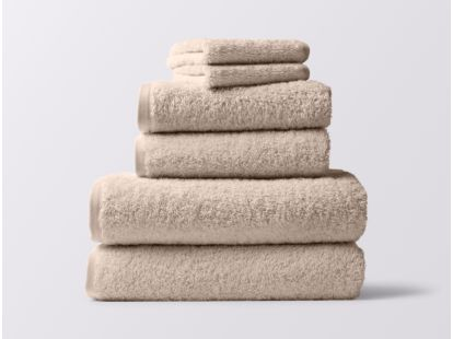 Cloud Loom Organic Towels