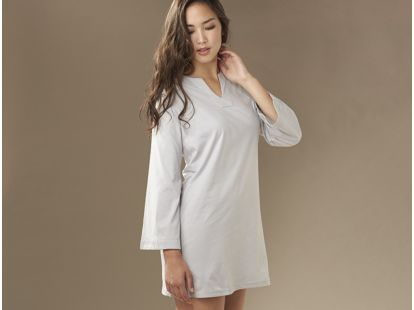 Women's Jersey Tunic Nightshirt