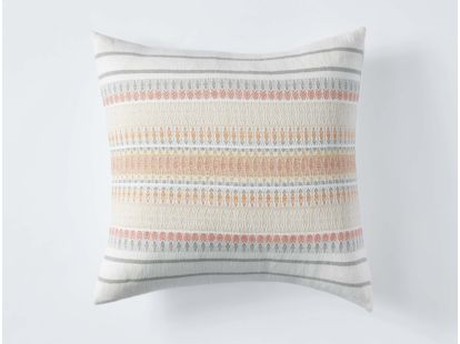 Lost Coast Decorative Organic Pillow Cover