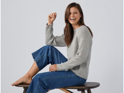 Arroyo Organic Crew Neck Sweater