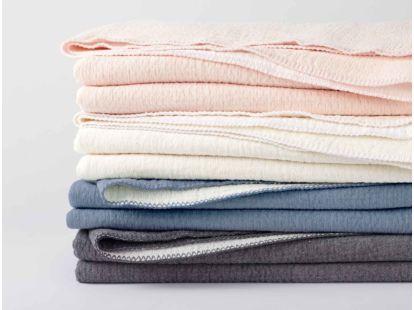 Cozy Cotton Organic Baby Blanket