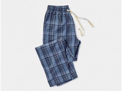 Men's Plaid Organic Pant