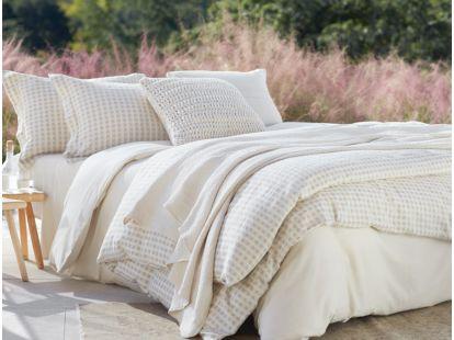 Organic Cotton & Linen Birch