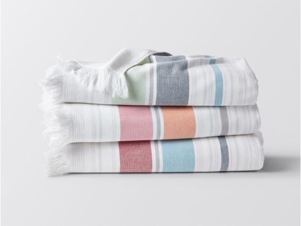 Bolinas Organic Beach Towel