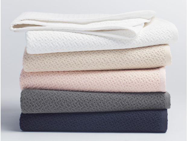 Honeycomb Organic Baby Blanket