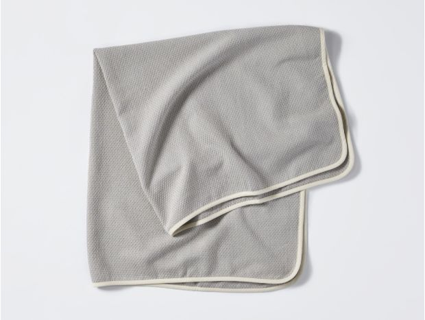 Mediterranean Organic Swaddle Blanket