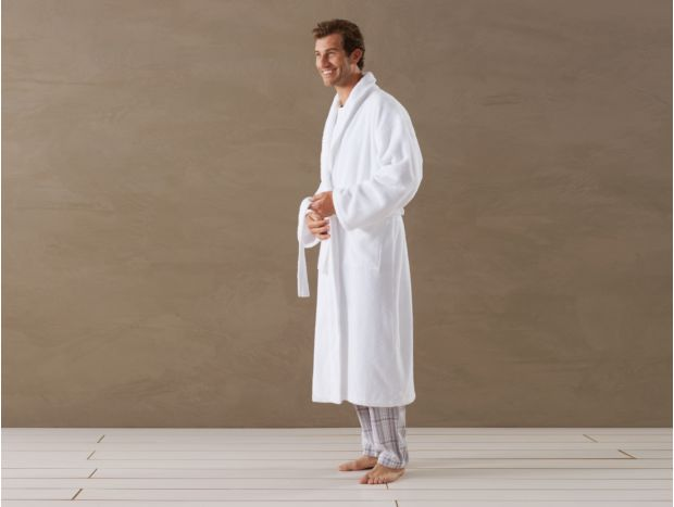 Unisex Cloud Loom Organic Robe