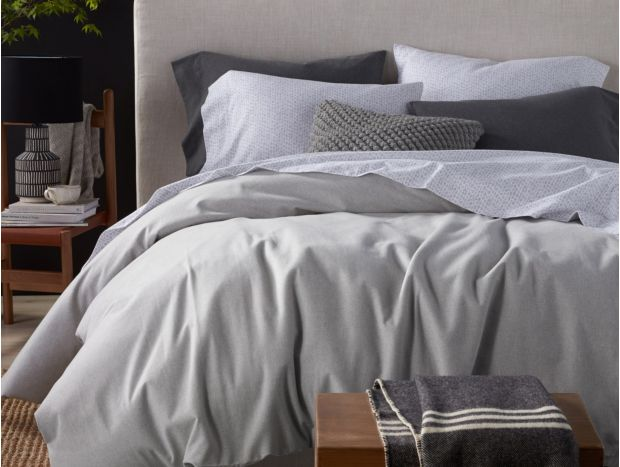 Cloud Brushed Organic Flannel™ Duvet Cover