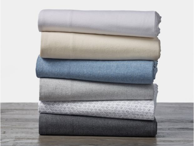 Cloud Brushed Organic Flannel™ Sheets
