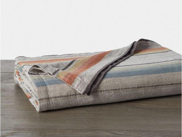 Mojave Linen Blanket