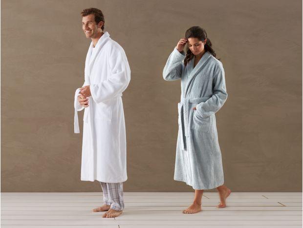 Unisex Cloud Loom Organic Robe
