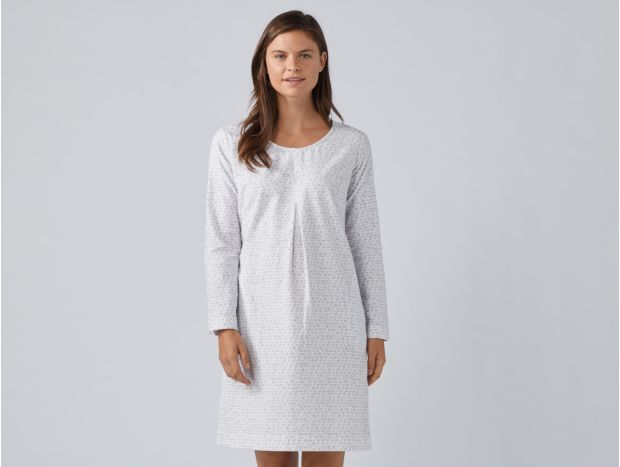 Women's Cloud Brushed Organic Flannel™ Nightshirt