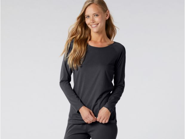 Women's Solstice Organic Long Sleeve Top
