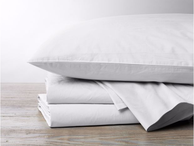 220 Thread Count Organic Percale Sheets