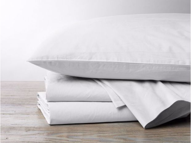300 Thread Count Organic Percale Minimalist Set