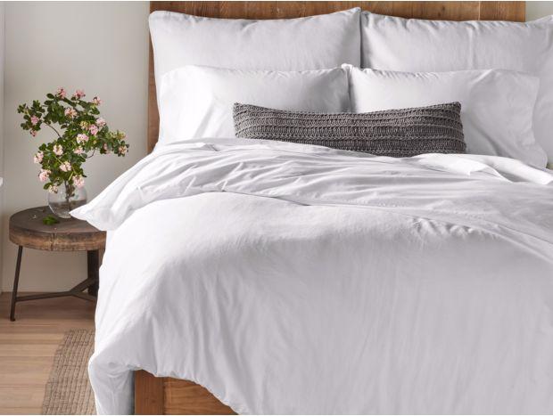 Oversized Organic Headboard Pillow
