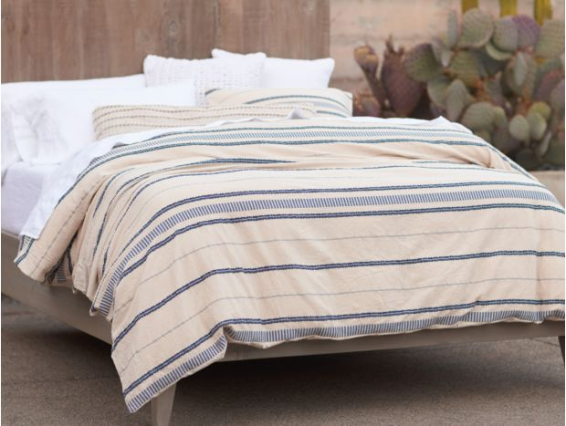 Spirit Rock Organic Duvet Cover