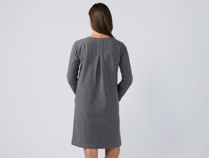 23567a1b26 Women s Cloud Brushed Organic Flannel™ Nightshirt