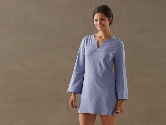 Womens Jersey Tunic Nightshirt SALE  10f289987