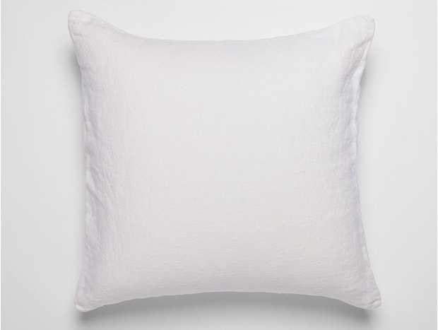 Larkspur Linen Pillow Cover