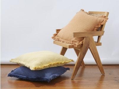 Loreto Organic Pillow Cover