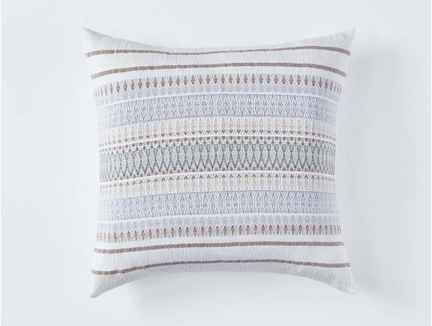 Lost Coast Decorative Organic Pillow Cover