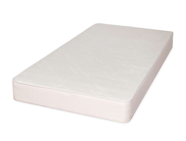 Organic Naturepedic Mattress Foundation for Coyuchi