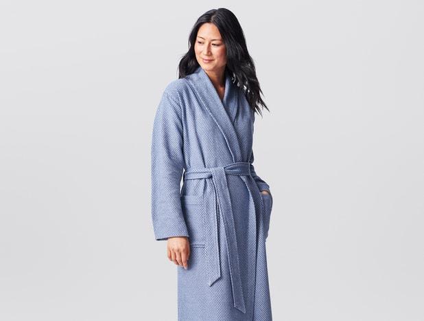 Unisex Mediterranean Organic Robe
