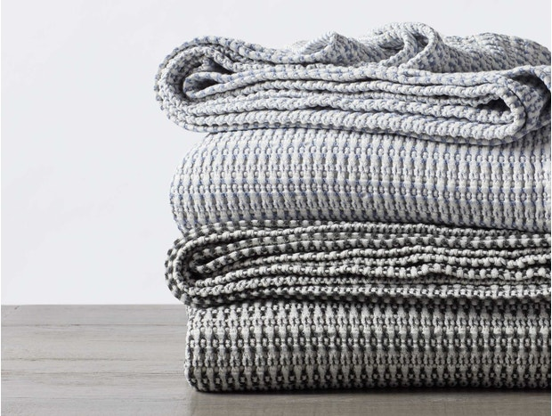 Miramar Organic Waffle Blanket Subscription