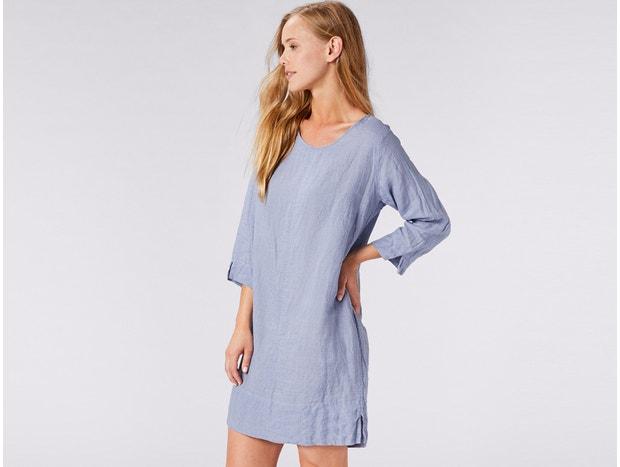 Montara Organic Linen Tunic
