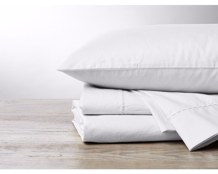 500 Thread Count Organic Pima Percale Sheets