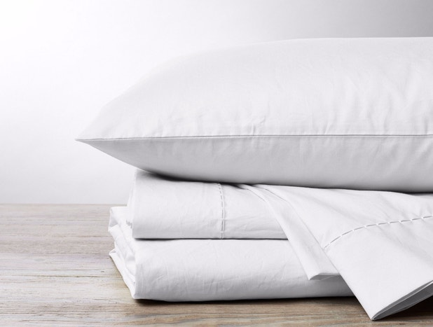 500 Thread Count Organic Percale Pillowcases