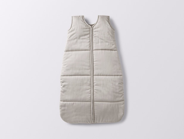 Organic Cotton Quilted Snuggle Sack