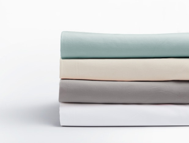 300 Thread Count Organic Sateen Crib Sheet
