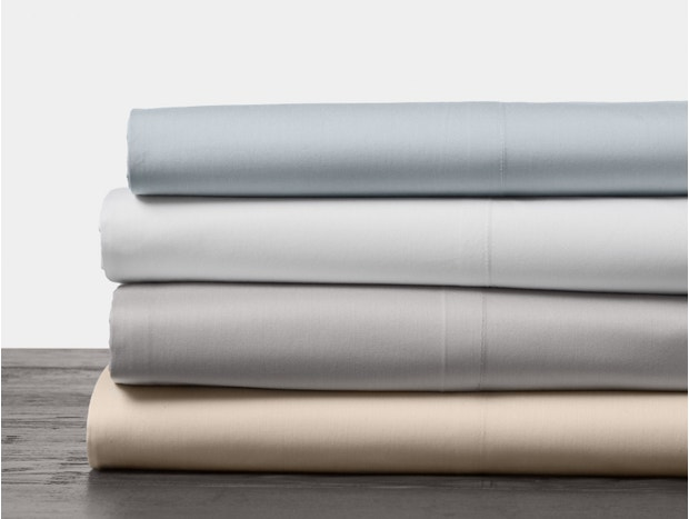 300 Thread Count Organic Percale Swatch