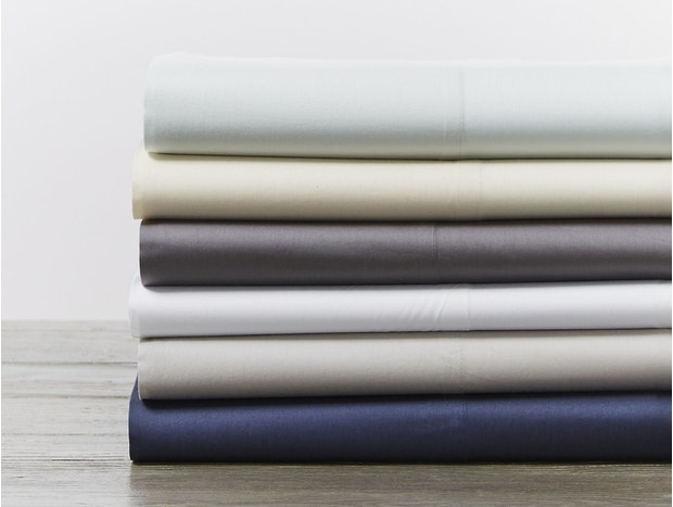 300 Thread Count Organic Sateen Swatch
