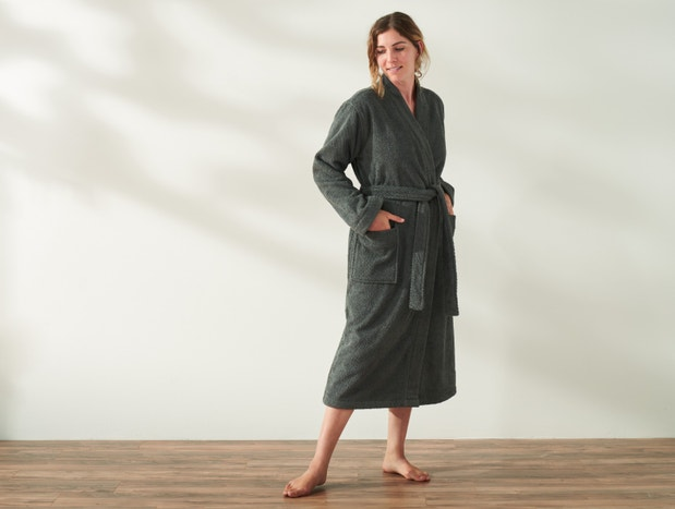 Unisex Air Weight® Organic Robe
