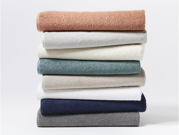 Air Weight® Organic Towel Set Subscription