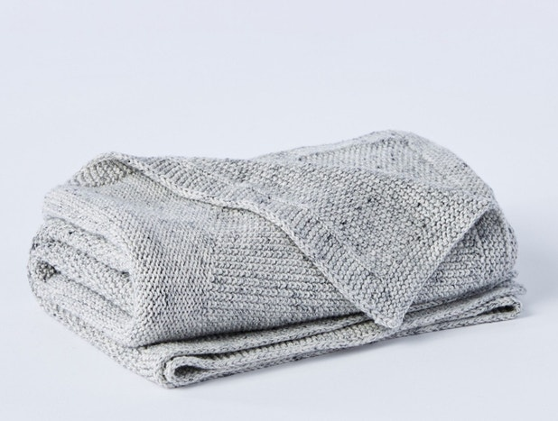 Arroyo Organic Knit Baby Blanket