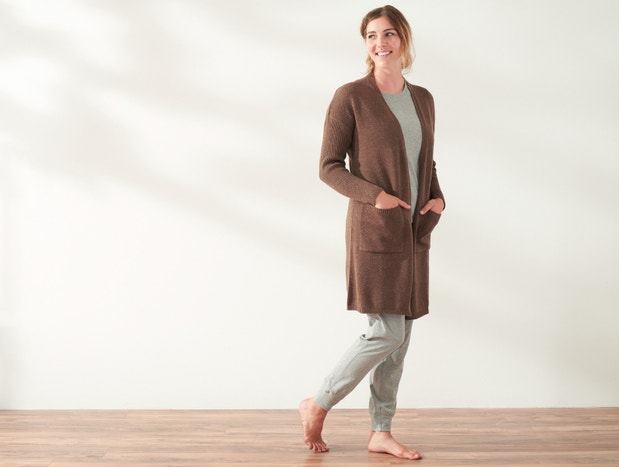 Arroyo Organic Long Cardigan