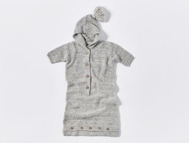 Arroyo Organic Knit Snuggle Sack