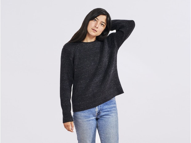 Arroyo Organic Crew Neck Sweater