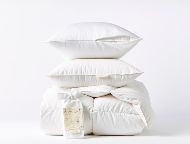 Organic Bedding Essentials Set