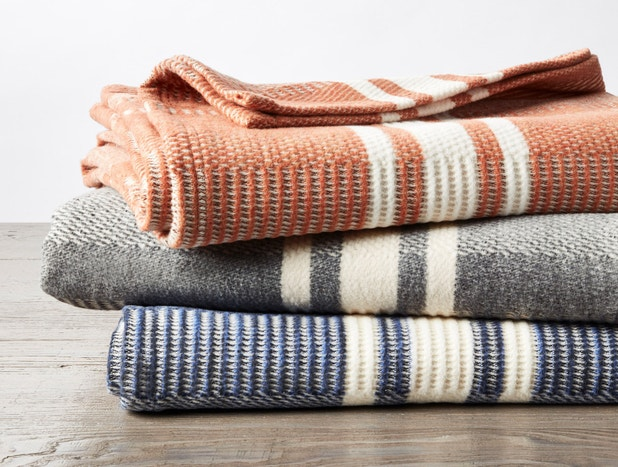 Cirrus Supersoft Organic Cotton Throw